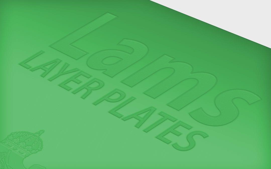 Lams layer plates